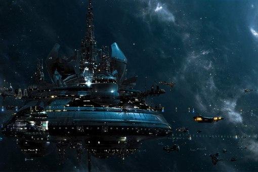 космическая военная база