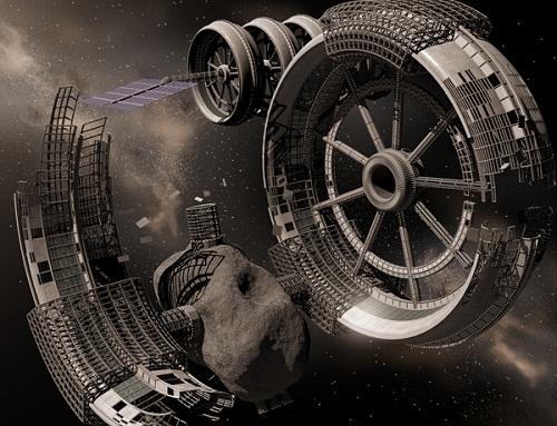 космические станции будующего