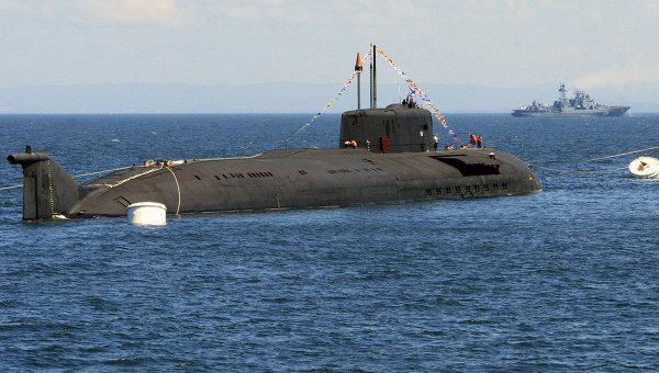 новый секретный беспилотный аппарат с ядерным оружием на борту.