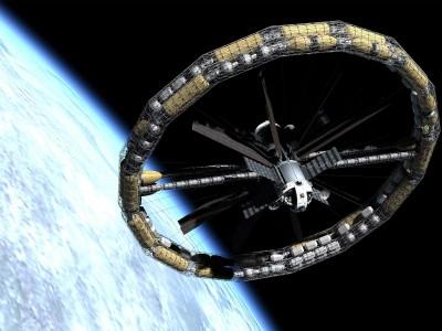 космическая станция россии с ядерными боеголовками на борту